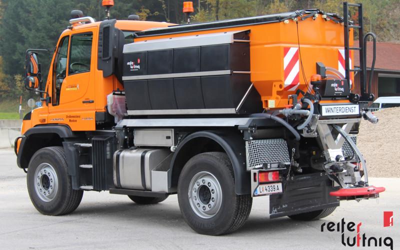 U500 OÖ LR hinten Logo